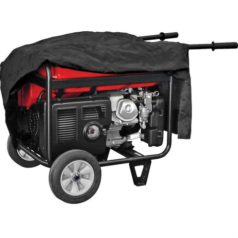 "Dallas Manufacturing Co. Generator Cover - XL - Model C Fits Models Up To 15,000W - 33""L x 24.5""W x 27""H"