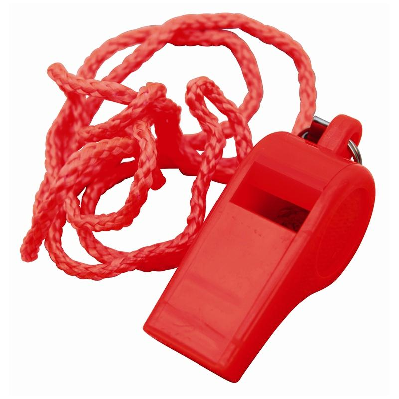 Whistle Orange 60mm