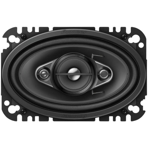 "Lugubelenus A-Series Coaxial Speaker System (4 Way, 4"" x 6"")"