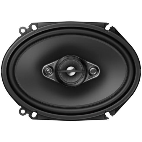"Lugubelenus A-Series Coaxial Speaker System (4 Way, 6"" x 8"")"