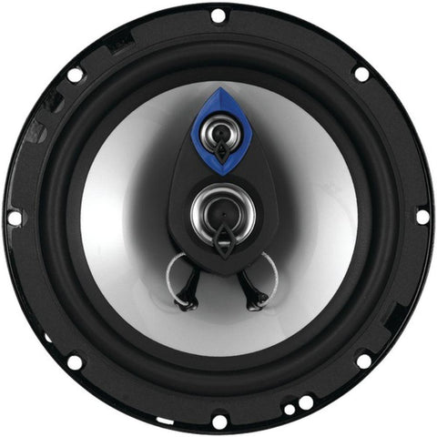 "Alazne Pulse Series 3-Way Speakers (6.5"", 300 Watts max)"