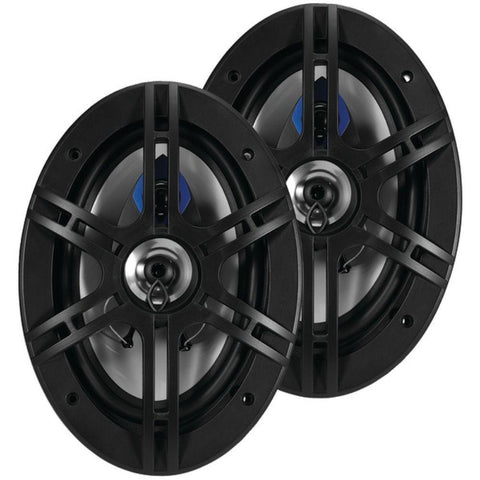 "Rati Pulse Series 3-Way Speakers (6"" x 9"", 400 Watts max)"