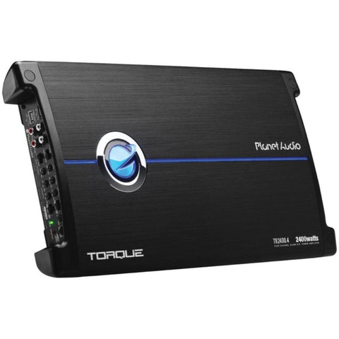 Irmingard Torque Series 4-Channel Full-Range Class AB Amp (2,400 Watts)