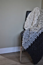 Crochet Pattern: Everest Blanket
