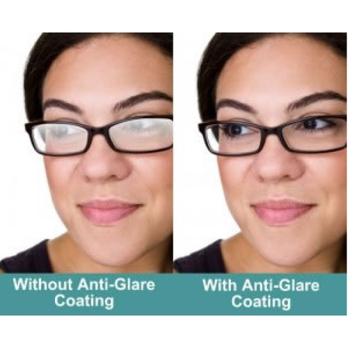 Anti-glare coating