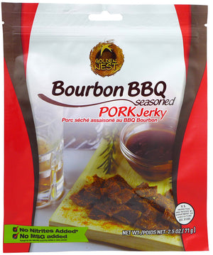 Bourbon BBQ Seasoned Pork