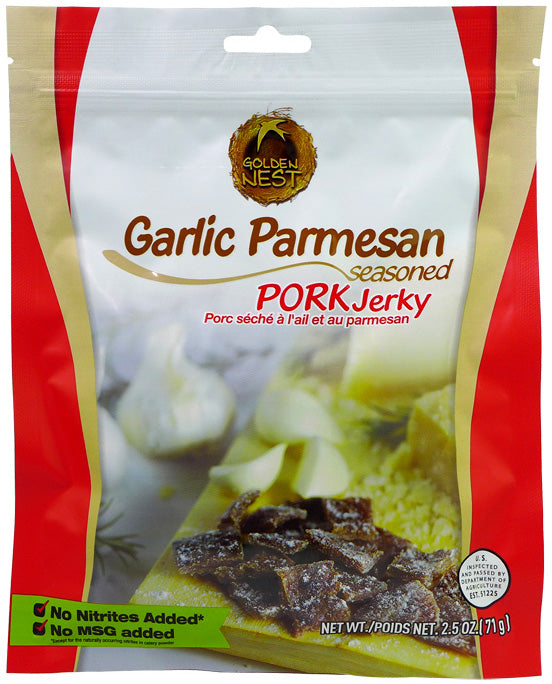 Garlic Parmesan Seasoned Pork (71g)
