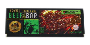 Teriyaki Beef Bar
