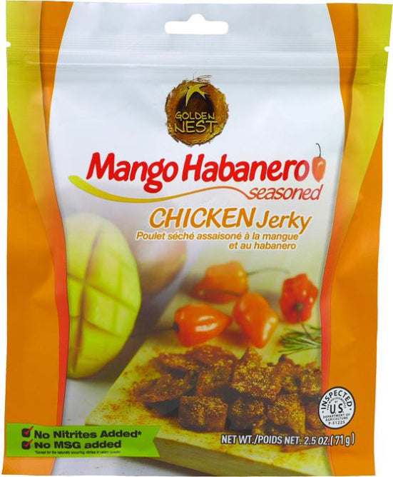 Mango Habanero Seasoned Chicken (71g)