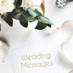 Wedding Message