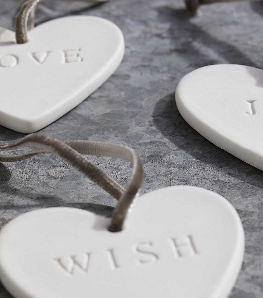 TWC Ceramic Hearts