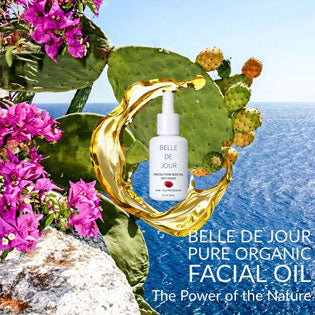 Pure Organic Anti Aging Facial Oil