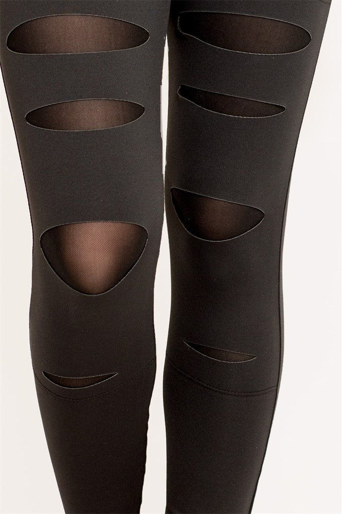 Women's High performance with a cut out design Leggings