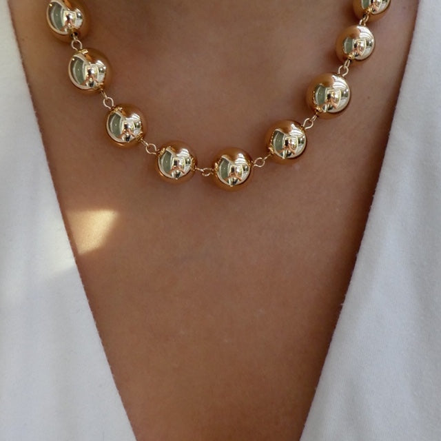 Camila Ball Necklace