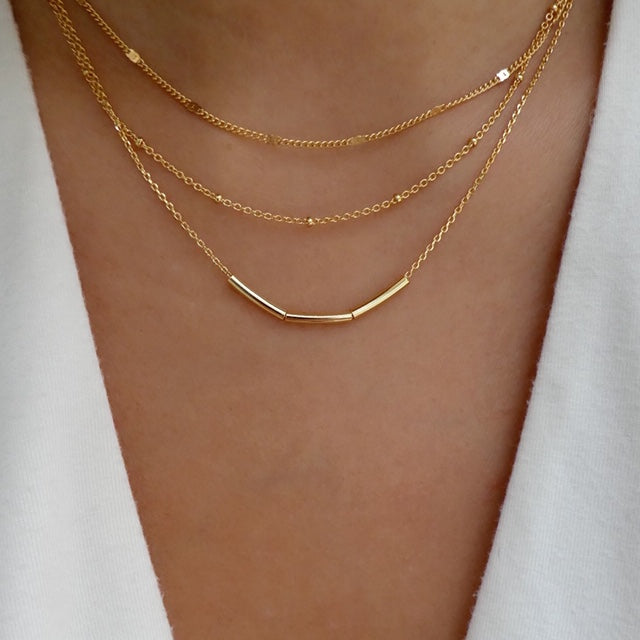 18K Nadia Necklace