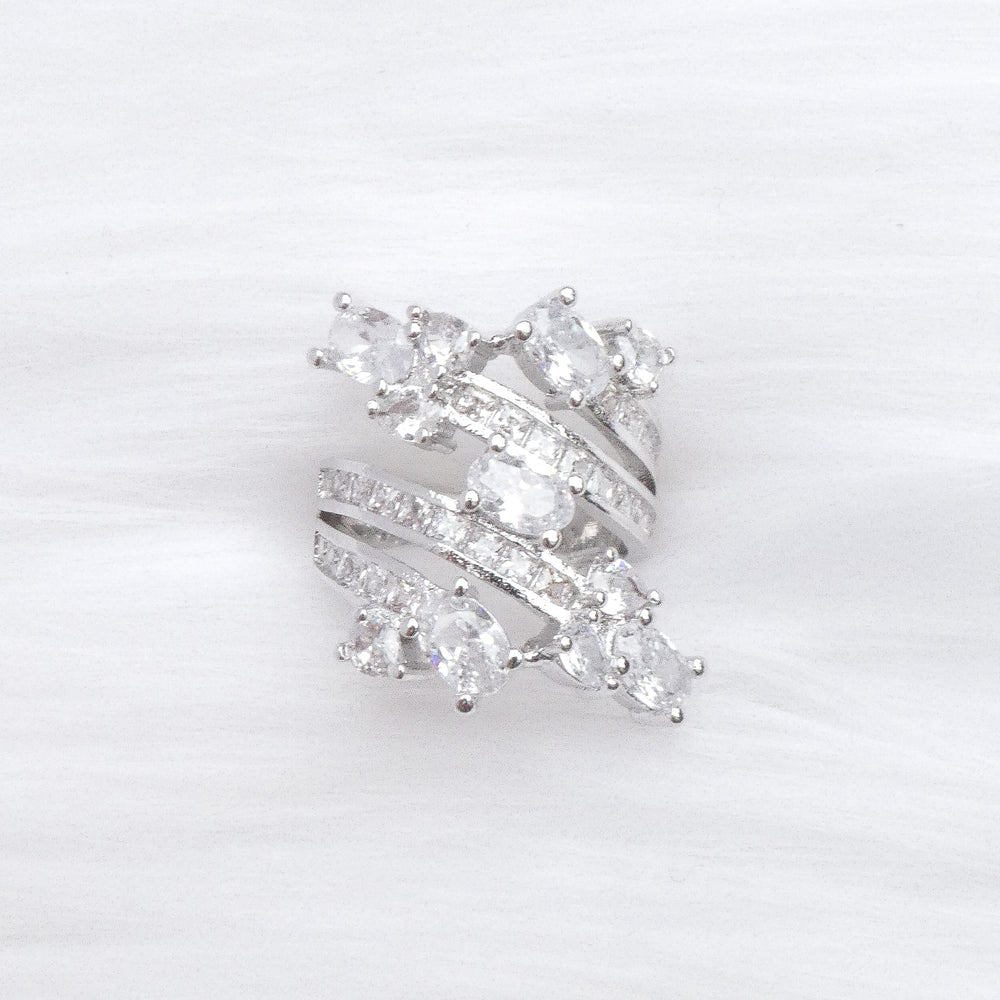 Crystal Lucette Ring