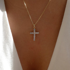 Adana Cross Necklace