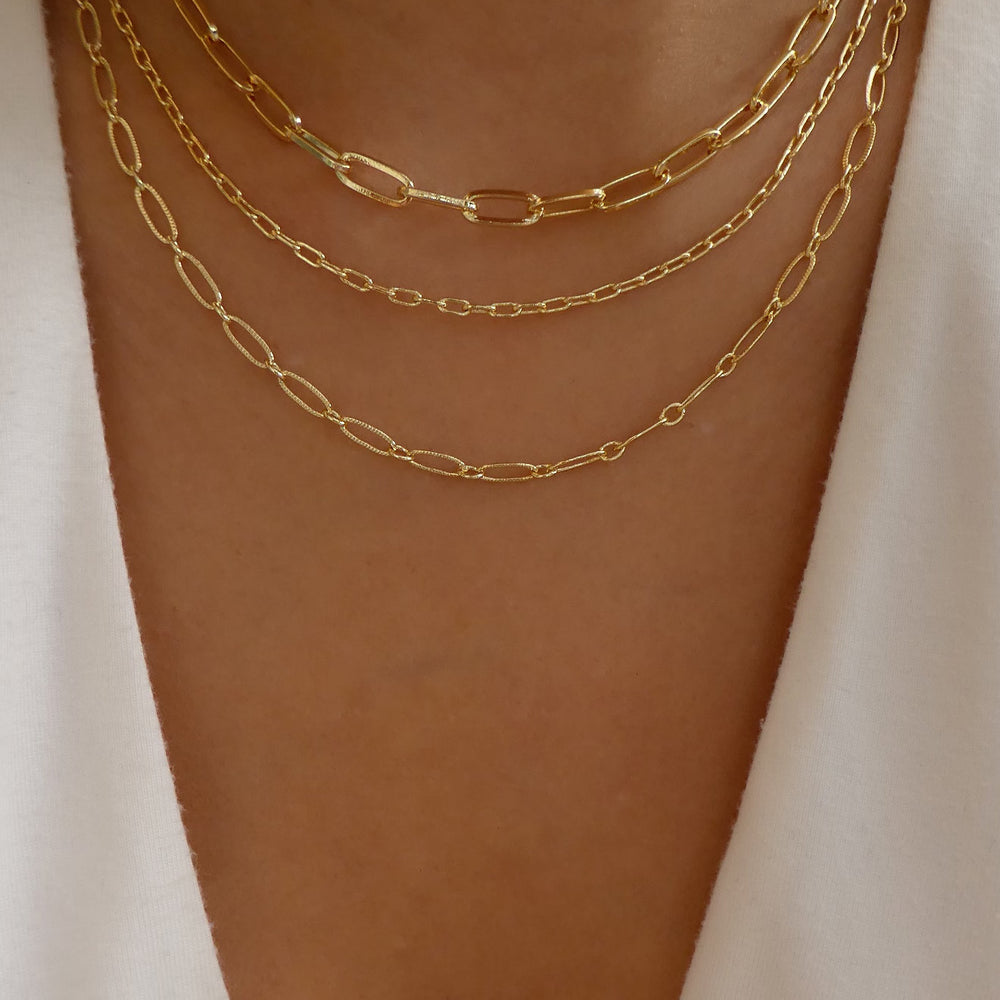 Ollie Link Necklace