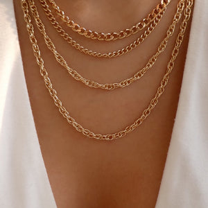 Lillie Chain Necklace Set