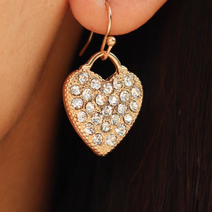 Jamie Heart Earrings