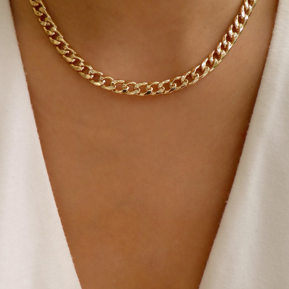 The Basic Link Necklace