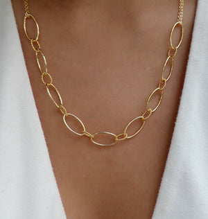 Tori Link Necklace