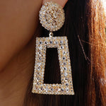 Crystal Zoe Earrings