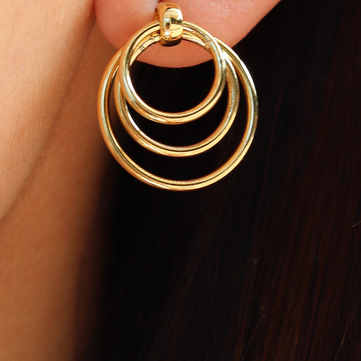 14K Isabel Earrings