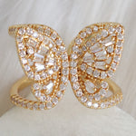 Talco Butterfly Ring