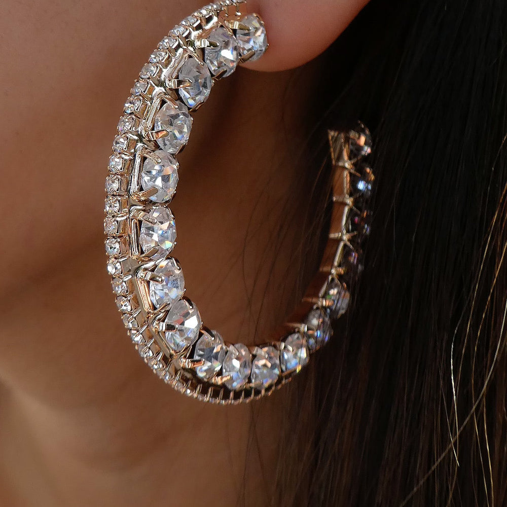 Crystal Yeva Hoops