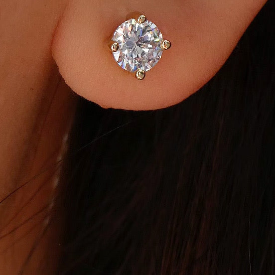 Crystal Emelia Earrings