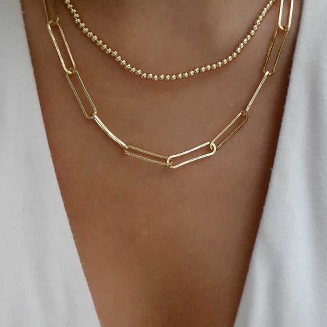 Gabby Chain Necklace
