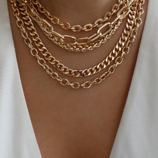Bellissa Chain Necklace