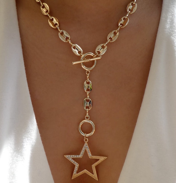 Logan Star Necklace