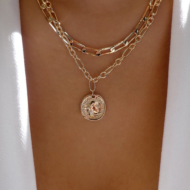 Remi Coin Necklace