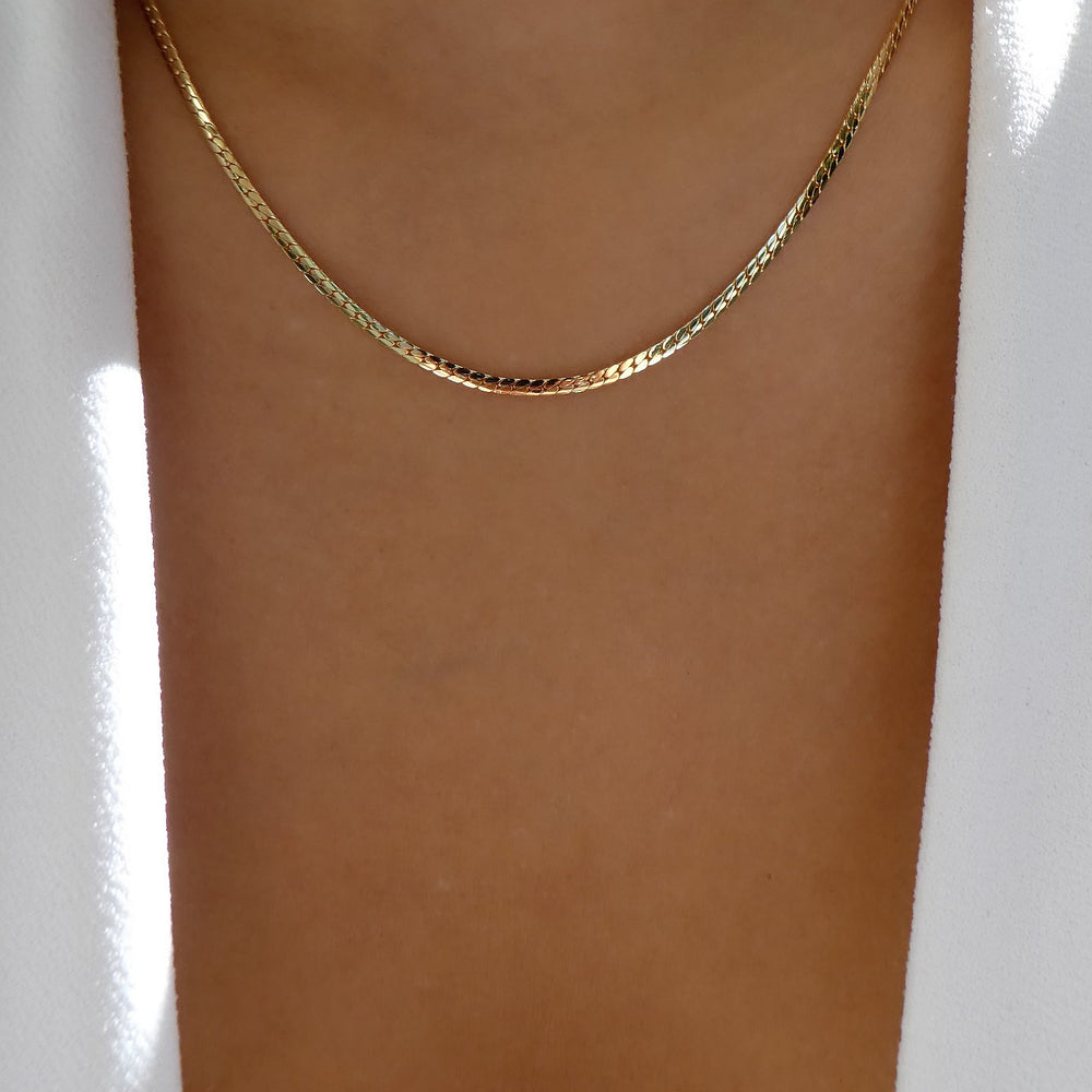 Julianne Chain Necklace