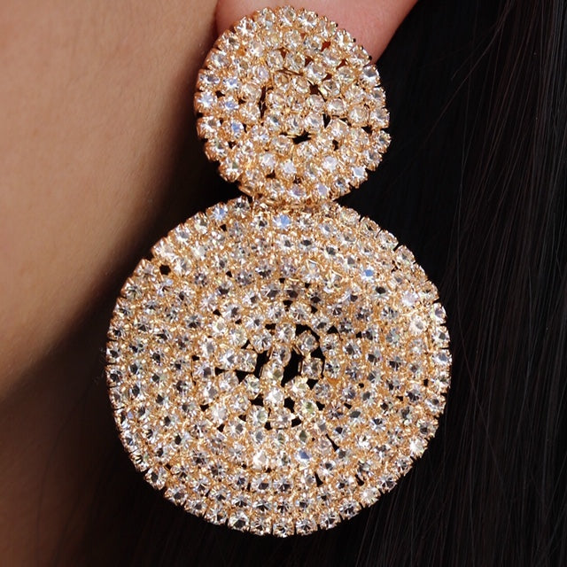 Crystal Alala Earrings