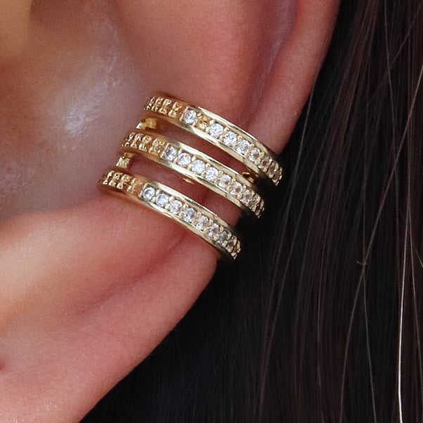 Brinkley Ear Cuff Set