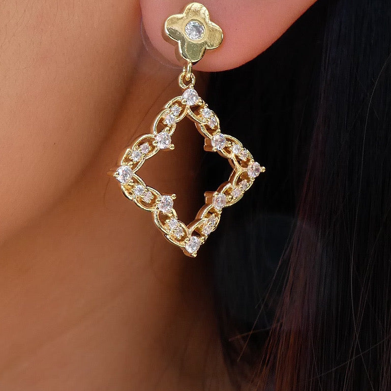 Laurina Clover Earrings