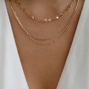 Gold Moxy Necklace