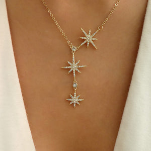 Kassidy Star Necklace