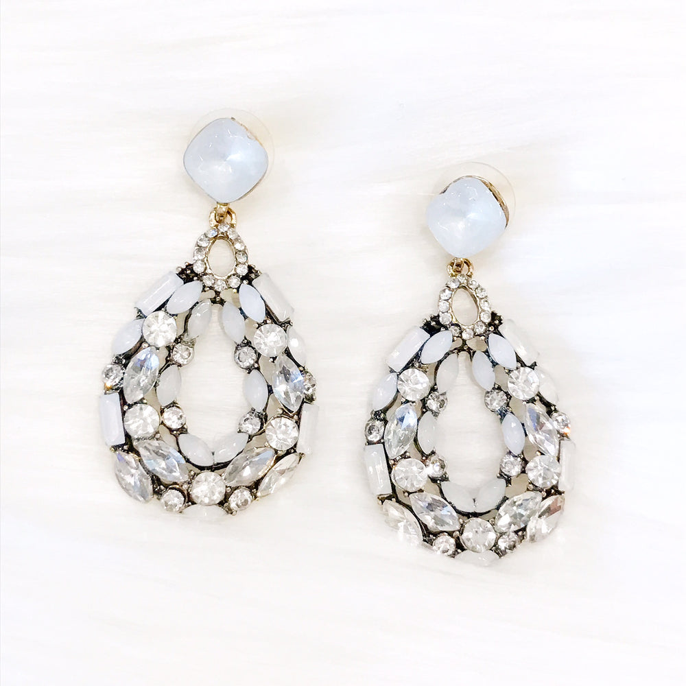 Snow Valentine Earrings