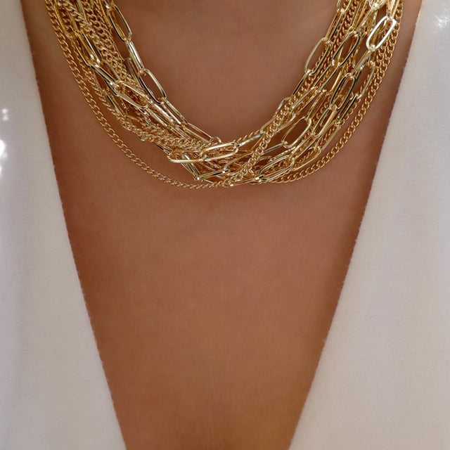 Lilah Chain Necklace