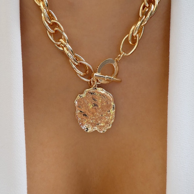 Nala Coin Necklace