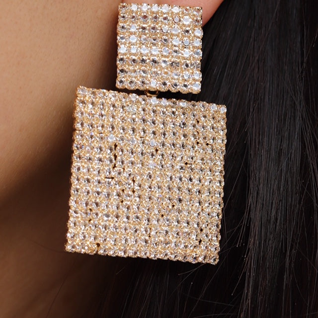 Crystal Zita Earrings
