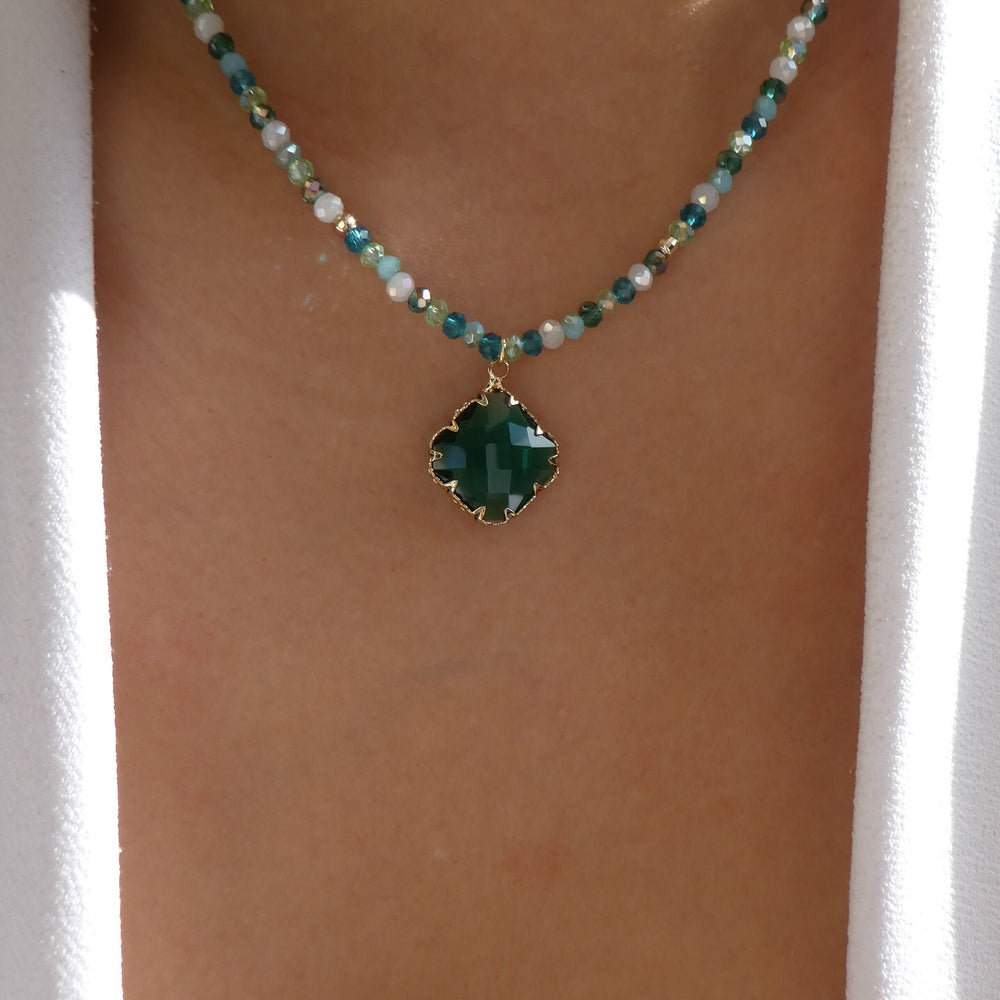 Green Saylor Necklace