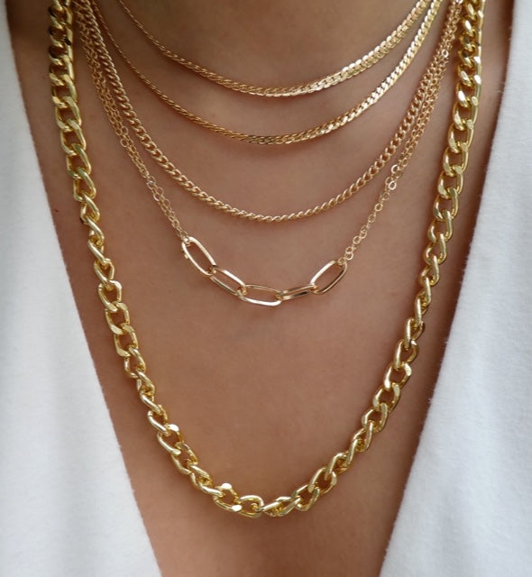Charlie Chain Necklace