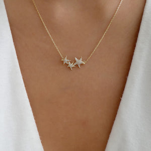 Kenny Star Necklace