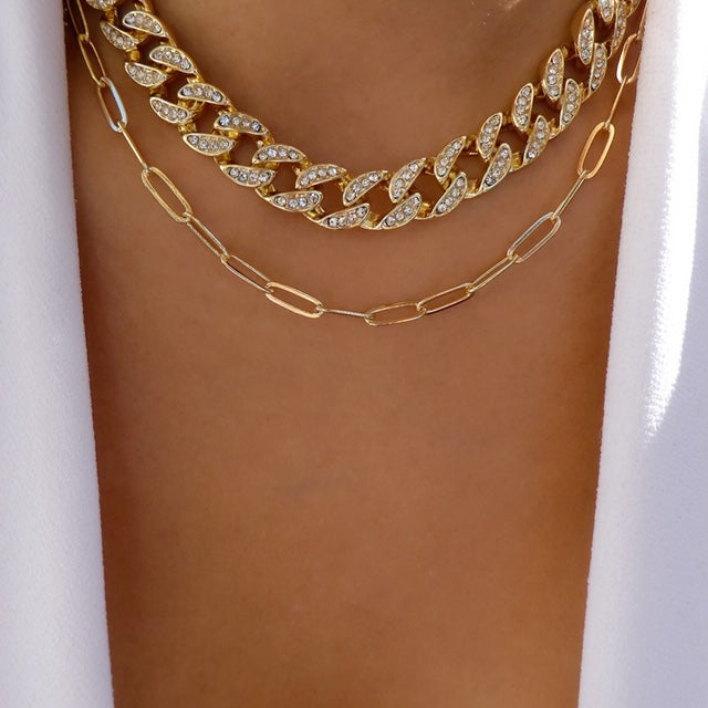 Kingston Chain Necklace Set