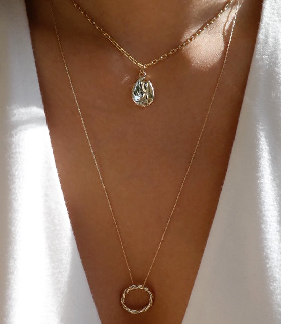 Danali Coin Necklace